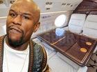 Bên trong máy bay riêng của võ sỹ Floyd Mayweather