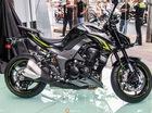 Kawasaki Z1000 2017 đầu tiên cập bến Việt Nam, giá từ 399 triệu Đồng
