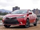 Toyota Corolla Altis X trình làng với giá 508 triệu Đồng tại Đài Loan