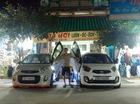 Thêm một dân chơi Thanh Hóa độ cửa cắt kéo Lamborghini cho Kia Morning, chi phí 15 triệu Đồng