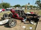 Siêu phẩm Koenigsegg CCX 33 tỷ Đồng gặp nạn thảm khốc
