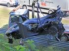 """""""Siêu phẩm"""" Koenigsegg One:1 gặp tai nạn nghiêm trọng trên đường đua Nurburgring"""