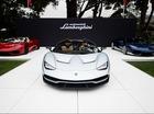 Lamborghini Centenario mui trần 2 triệu USD chính thức trình làng