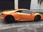 Rao bán Lamborghini Huracan LP610-4 độ gần 15,2 tỷ Đồng tại Sài thành