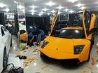 """Lamborghini Murcielago LP670-4 SV cũ của Minh """"Nhựa"""" thay màu mới"""