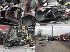Lamborghini Murcielago tông vào cột điện, 1 người tử vong tại chỗ