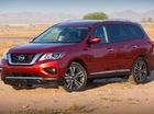 Nissan Pathfinder 2017 trình làng với thiết kế và động cơ nâng cấp