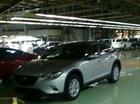Mazda CX-4 bất ngờ lộ diện trần trụi