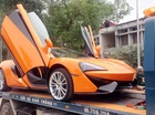 Chán phố phường Hà thành, McLaren 570S thứ 2 tại Việt Nam được cho Nam tiến