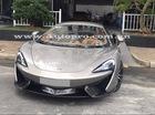 """Cường """"Đô-la"""" tậu siêu xe McLaren 570S độc nhất Việt Nam"""