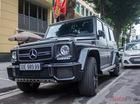Mercedes G63 AMG Edition 463 biển đẹp dạo phố Hà Nội trong ngày Tết Độc lập