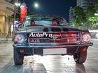 Hàng cổ Ford Mustang 1967 màu độc dạo chơi tại Sài Thành