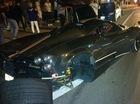 Bị đâm ngang sườn, siêu xe Pagani Huayra độc nhất long bánh