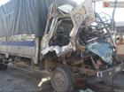 TP. HCM: Đầu xe tải nát bét sau khi gây tai nạn liên hoàn, phụ xe 20 tuổi tử vong