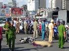 Tai nạn thương tâm trên cầu Nguyễn Văn Cừ