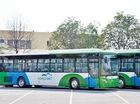Buýt nhanh BRT bất ngờ chạy thử ngoài đường