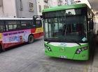 Giờ cao điểm, buýt nhanh chậm hơn buýt thường 20 phút