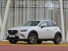 Xe sẽ về Việt Nam Mazda CX-3 có thêm 2 màu mới