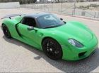"""Siêu xe Porsche 918 Spyder màu độc có giá """"khóc thét"""" 45 tỷ Đồng"""