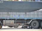 """Video diễn biến vụ 2 thanh niên đi xe máy tử vong vì """"tạt đầu"""" ô tô tải tại Đà Nẵng"""
