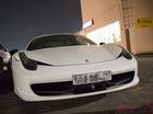 "Rời tay Phan Thành, Ferrari 458 Italia thay ""áo mới"""
