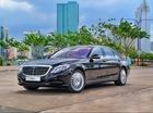 Mercedes-Benz S500L với hộp số 9 cấp và giá hơn 5 tỷ Đồng ra mắt