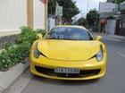 Siêu xe Ferrari 458 Italia đón tết Bính Thân tại Nha Trang