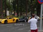 Du khách ấn tượng với Lamborghini Aventador 23 tỷ Đồng tại Việt Nam
