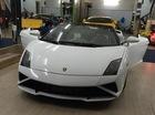 Lamborghini Gallardo LP560-4 Spyder độc nhất Việt Nam ra salon chờ khách