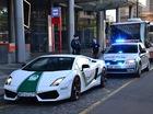 "Siêu xe Lamborghini Gallardo ""mạo danh"" cảnh sát Dubai tại Cộng hòa Séc"