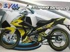 SYM sắp tung xe côn tay đấu Yamaha Exciter 150