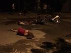 Hà Nội: Hai xe máy tông nhau lúc nửa đêm, 3 người tử vong