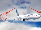 Đây là lý do vì sao cánh máy bay thường vểnh lên trên