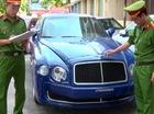 """Nhiều nghi vấn quanh chiếc xe """"Bentley"""" 2 tỷ Đồng bị bắt giữ"""