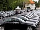 """Công ty cho thuê xe limousine """"hốt bạc"""" nhờ chuyến thăm của Quốc vương Ả-Rập đến Nhật Bản"""