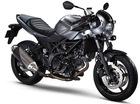 Diện kiến SV650X - xe naked bike cổ điển mới của Suzuki
