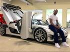 """Floyd Mayweather """"lỗ nặng"""" khi bán siêu xe """"dệt kim cương"""" Koenigsegg CCXR Trevita"""