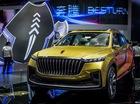 Hồng Kỳ ra mắt xe SUV mới với thiết kế táo bạo