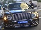 """Bắt gặp Bentley Mulsanne Speed First Edition 2016 """"sang chảnh"""" trên đường phố"""