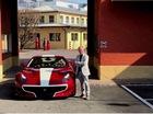 """Ông chủ hãng Pagani nhận siêu xe Ferrari F12tdf """"hàng thửa"""""""