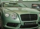 Một doanh nghiệp có trụ sở ở thôn được tặng xe Bentley ContinentalGT nhiều tỷ đồng