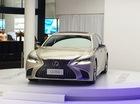 Sedan hạng sang cỡ lớn Lexus LS 2018 có thêm bản tiêu chuẩn mới