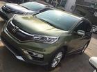 Xuất hiện Honda CR-V sơn màu xanh lục lạ mắt tại Hà Nội