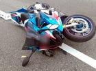 Biker tử vong trong tai nạn thảm khốc, con gái nạn nhân xin cư dân mạng ngừng chia sẻ ảnh thi thể bố mình