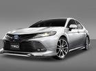Chi tiết Toyota Camry 2018 phiên bản hầm hố hơn với gói phụ kiện TRD chính hãng