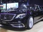 Cận cảnh xe siêu sang Mercedes-Maybach S450 4Matic 2018 ra đời để thay thế S400 4Matic