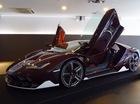 """Lamborghini Centenario đầu tiên đặt chân đến Nhật Bản với """"bộ cánh"""" carbon đỏ ấn tượng"""