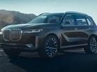 Diện kiến SUV hạng sang 7 chỗ BMW X7 iPerformance hoàn toàn mới