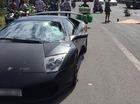 Siêu xe Lamborghini Murcielago SV độc nhất Việt Nam gây tai nạn chết người