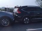 Tai nạn liên hoàn, cao tốc Pháp Vân - Cầu Giẽ ách tắc hàng chục km